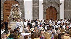Romeria Ofrenda Virgen del Pino 2018 1ª parte - 07/08/2018