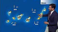 El tiempo en Canarias - 15/09/2018