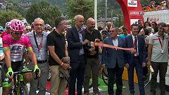 Vuelta Ciclista a España 2018 - 20ª etapa: Andorra. Escaldes Engordany - Coll de la Gallina. Santuario de Canolich  (1)