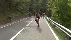 Vuelta Ciclista a España 2018 - 20ª etapa: Andorra. Escaldes Engordany - Coll de la Gallina. Santuario de Canolich  (2)