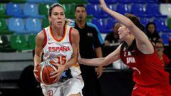 Baloncesto - Torneo Cuadrangular preparación Mundial Femenino: España-Japón desde Tenerife