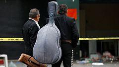 Investigan un tiroteo que ha dejado cinco muertos en la turística plaza Garibaldi de Ciudad de México