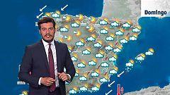 Continúan las lluvias fuertes y los vientos en el este peninsular y Baleares