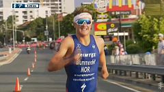 Triatlón - ITU World Series. Carrera Élite Masculina Prueba Gold Coast (Australia)