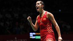 Badminton -  'Open de Japón 2018' Final Femenina: N. Okuhara - C. Marín desde Tokio