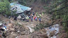 El tifón Mangkhut deja al menos 29 muertos en Filipinas y llega a China