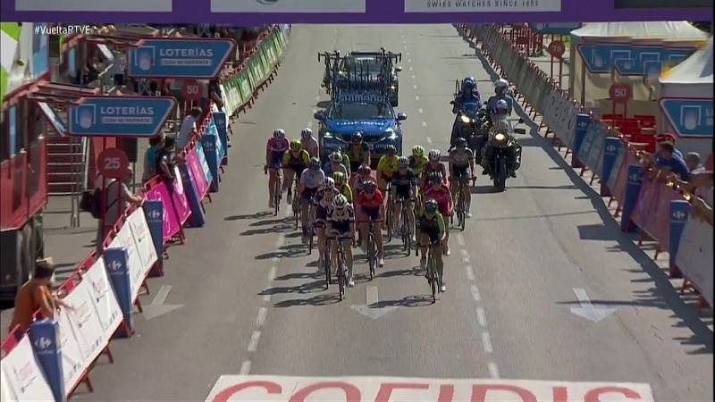 Vuelta Ciclista a España 2018 - Vuelta a España Femenina Madrid Challenge by La Vuelta - ver ahora