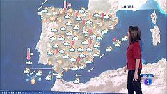 Este lunes habrá tormentas fuertes en el área mediterránea y puntos de la mitad sur