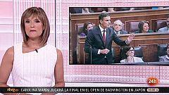 Parlamento-El Foco Parlamentario-Tesis de Pedro Sánchez-15-09-18