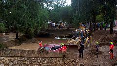 La Mañana - Riofrío, inundado tras el paso del temporal