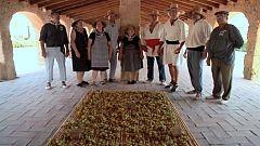 Aquí la tierra - L'Escaldá: de uva a pasa