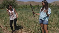 Aquí la tierra - Trenzando ajos