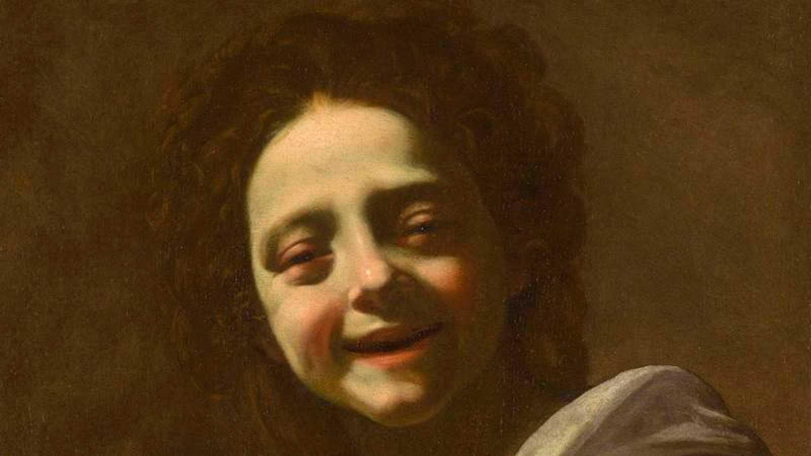 Retrato de niña con paloma del pintor francés Simon Vouet (1590-1649) es una obra rodeada de ciertas incógnitas, para empezar, se desconoce la identidad de la pequeña que interpela directa al espectador con una simpática sonrisa.El ¿desenfado¿ de la