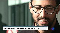 La justícia belga rebutja l'extradició de Valtonyc