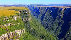 Grandes documentales - Brasil. Una historia natural: El centro salvaje