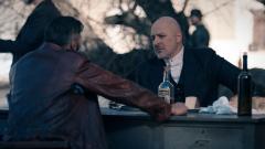 El Continental - Baena entrega el cuerpo sin vida de Pablo a Ricardo