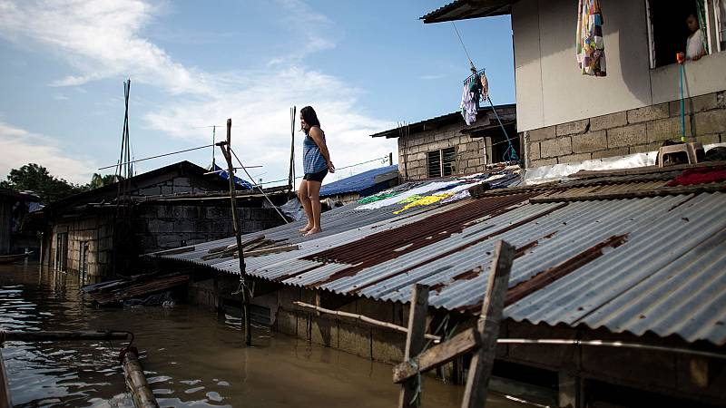 Filipinas busca a los supervivientes del tifón Mangkhut