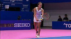 Tenis - WTA Torneo Tokio (Japón): Z. Diyas - B. Strycova