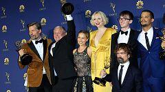 'Juego de Tronos' y 'La maravillosa Sra. Maisel' conquistan los Emmy 2018
