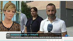 La Mañana - Fondos buitre: Una sentencia da la razón a los vecinos y anula la venta de sus viviendas