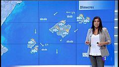 El temps a les Illes Balears - 18/09/18