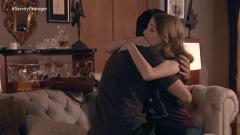 Servir y proteger - Julio cuenta a Olga que su padre está vivo