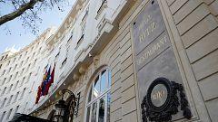 El emblemático hotel Ritz, inaugurado en 1910, cerró a finales de febrero de 2018 para una remodelación