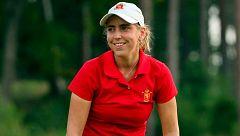 El asesinato de Celia Barquín conmociona al golf español