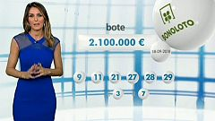 Bonoloto + EuroMillones - 18/09/18