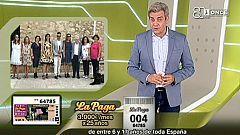 Sorteo ONCE - 18/09/18
