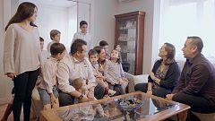 Mamás y papás a la vista - Teresa y Víctor - Thais e Isabel