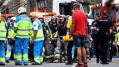 La Mañana - El hotel Ritz continúa evaluando los daños tras el derrumbe