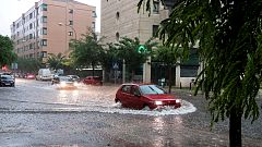 La Mañana - Logroño se recupera de la riada