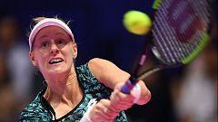 Tenis - WTA Torneo Tokio (Japón): G. Muguruza - A. Riske
