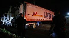 Aparecen dos contenedores con 300 cadáveres en Mexico, abandonados por el exceso de trabajo en las morgues