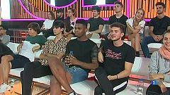 Telediario - Los concusantes de 'OT 2018', a punto para la gala 0