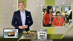 Sorteo ONCE - 19/09/18