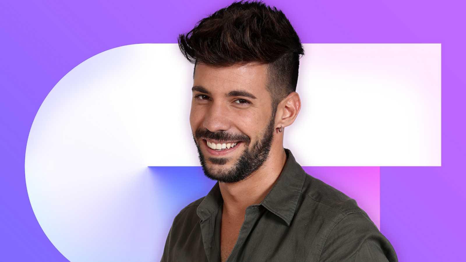 OT 2018 - Rodrigo, concursante de OT