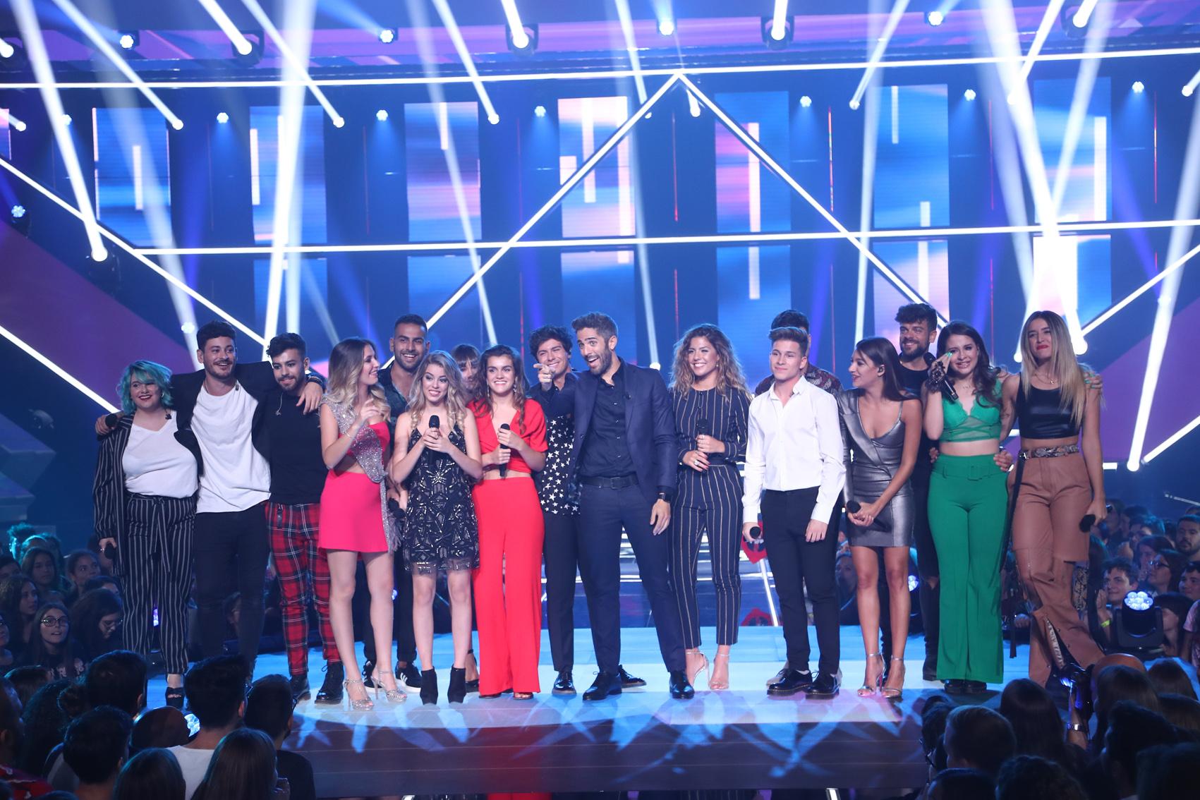 5dbb2a2f21 OT 2018 - Gala 0 Completa - RTVE.es