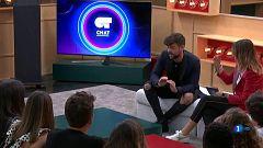 Chat OT 2018 - Los concursantes se enfrentan a un test de personalidad