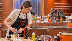 Dafne se despide de las cocinas por todo lo alto