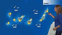 El tiempo en Canarias - 20/09/2018