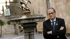 El presidente de la Generalitat pide la dimisión del presidente del CGPJ, Carlos Lesmes