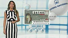 Lotería Nacional + La Primitiva + Bonoloto - 20/09/18