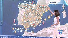 El tiempo será estable este viernes en la mayor parte de España salvo en el extremo norte