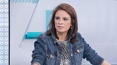 Los desayunos de TVE - Adriana Lastra, vicesecretaria general del PSOE y portavoz en el Congreso