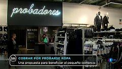 La Mañana - Una iniciativa fomenta el cobro por probarse la ropa