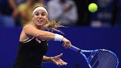 Tenis - WTA Torneo Tokio (Japón). 1/4 Final: N. Osaka - B. Strycova