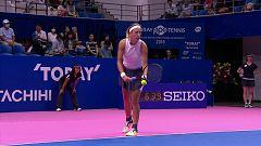 Tenis - WTA Torneo Tokio (Japón). 1/4 Final: C. Giorgi - V. Azarenka