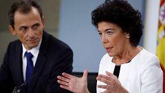 """El Gobierno tiene """"la voluntad"""" de que suprimir el aforamiento a políticos en delitos por corrupción"""